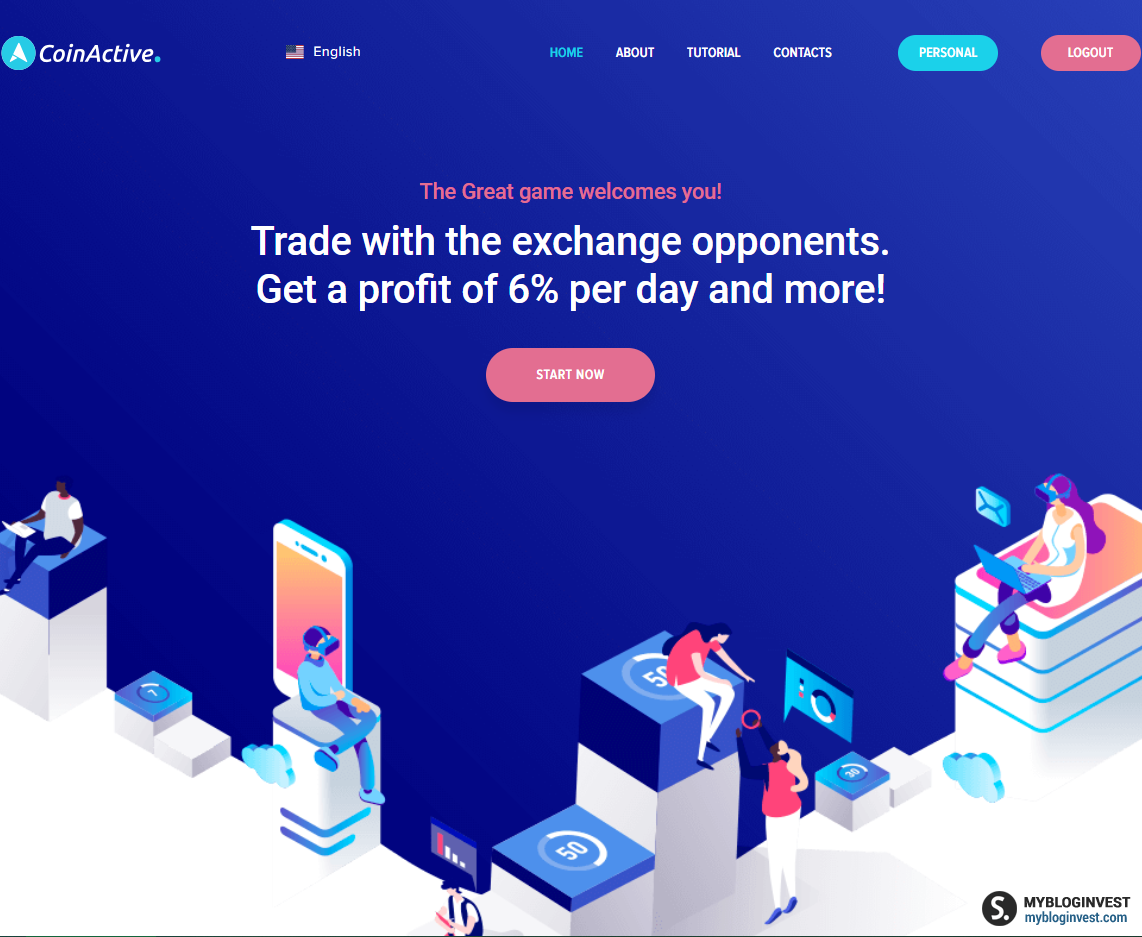 CoinActive